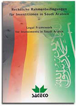 Legal Framework for Investments in Saudi Arabia